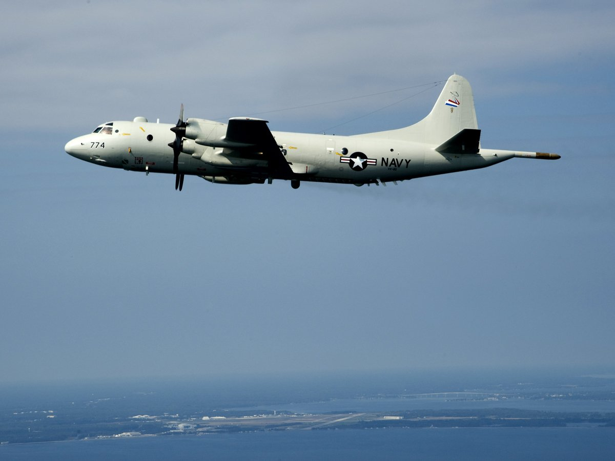 In addition to warships, fixed wing and rotor wing aircraft have played a growing role in allowing the foreign military forces converged on the Gulf of Aden and the NW Indian Ocean to spot pirates before they cause trouble. The P-3 Orion, flying out of the French military base in Djibouti, has become the workhorse of anti-piracy patrol.  Suspected pirate motherships - usually fishing dhows - are sought out from high above and warnings given to shipping to avoid the boats, and in some cases, if and when possible, warships are vectored towards the dhow so as to inspect them and disarm pirates if suspicions prove right.